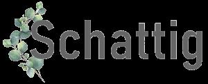 Schattig logo transparent background